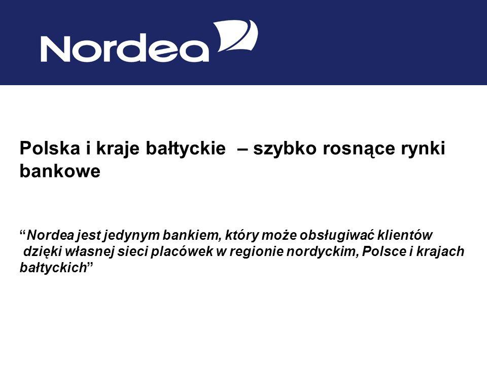 Polska i kraje bałtyckie – szybko rosnące rynki bankowe