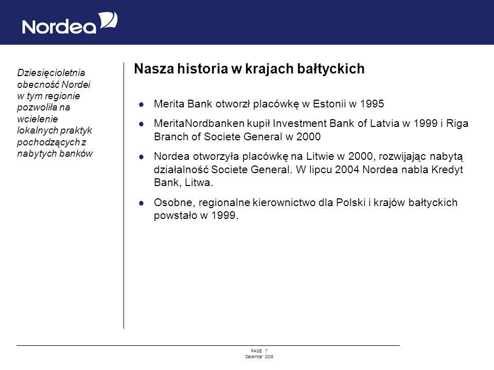 Nasza historia w krajach bałtyckich