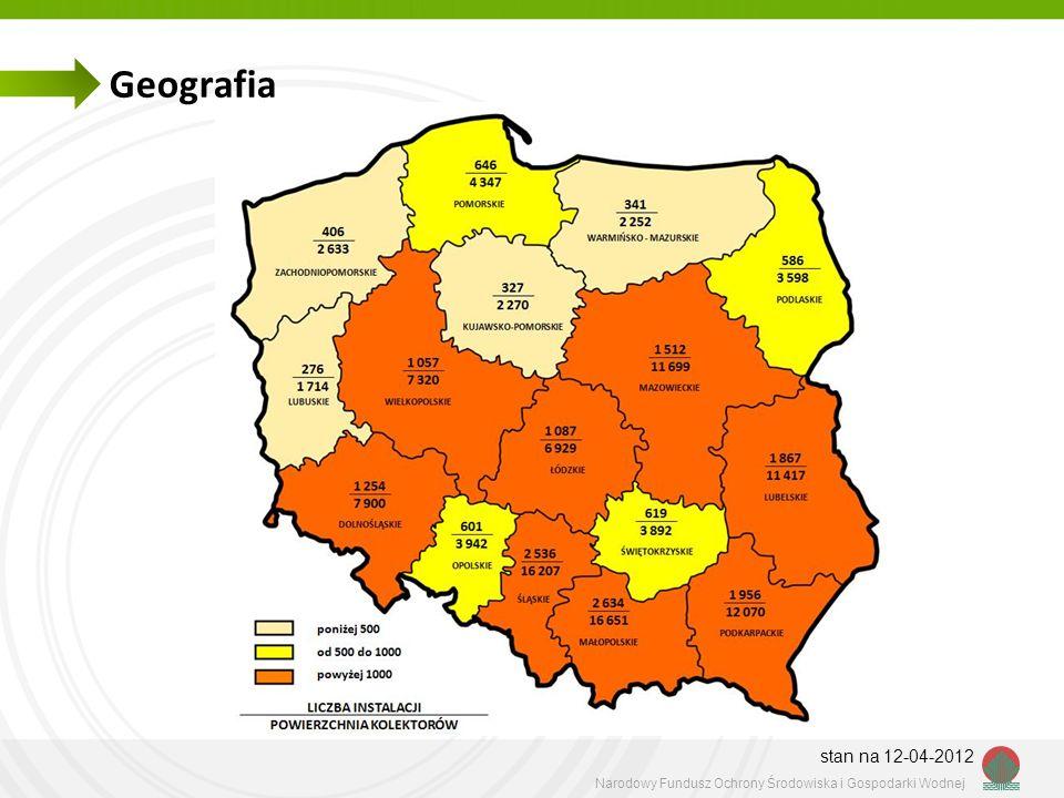 Geografia stan na 12-04-2012