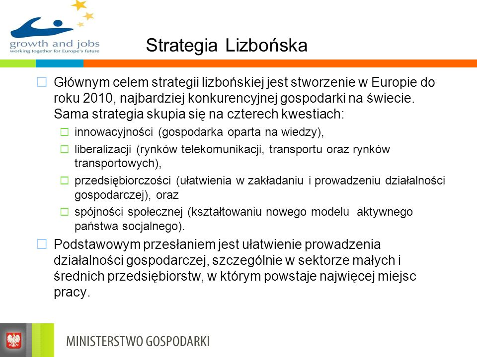 Strategia Lizbońska