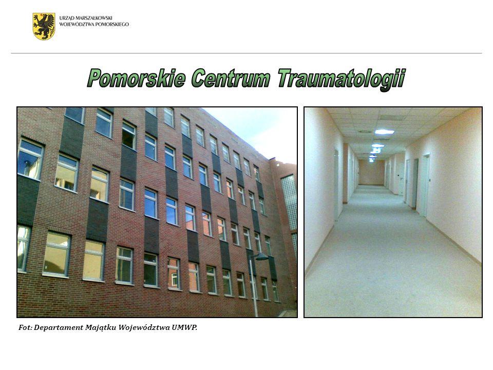 Pomorskie Centrum Traumatologii