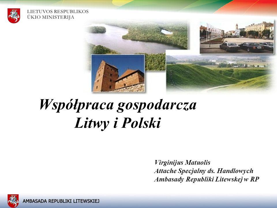 Współpraca gospodarcza Litwy i Polski