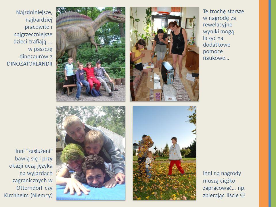 Najzdolniejsze, najbardziej pracowite i najgrzeczniejsze dzieci trafiają … w paszczę dinozaurów z DINOZATORLANDII