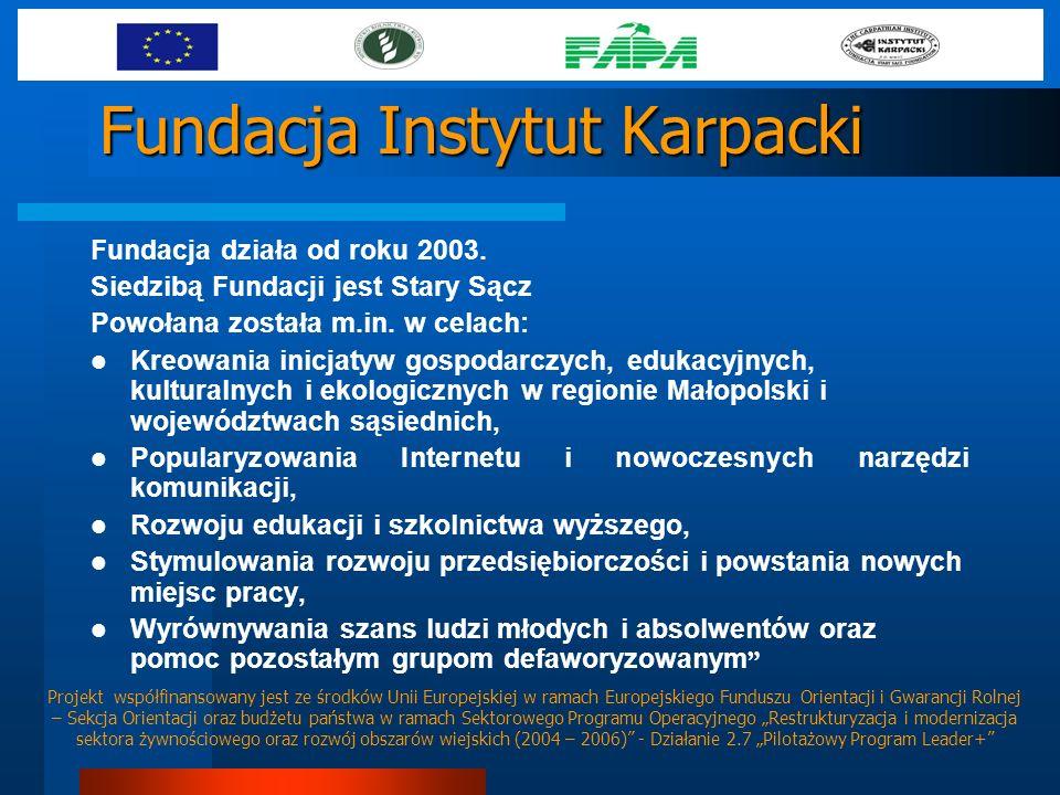 Fundacja Instytut Karpacki
