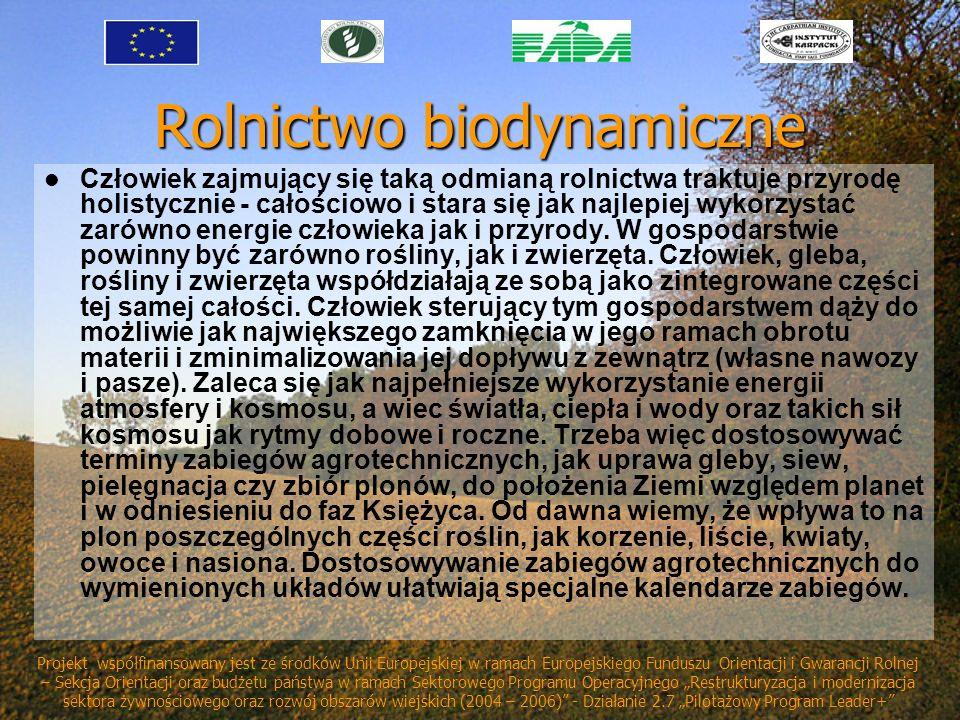 Rolnictwo biodynamiczne
