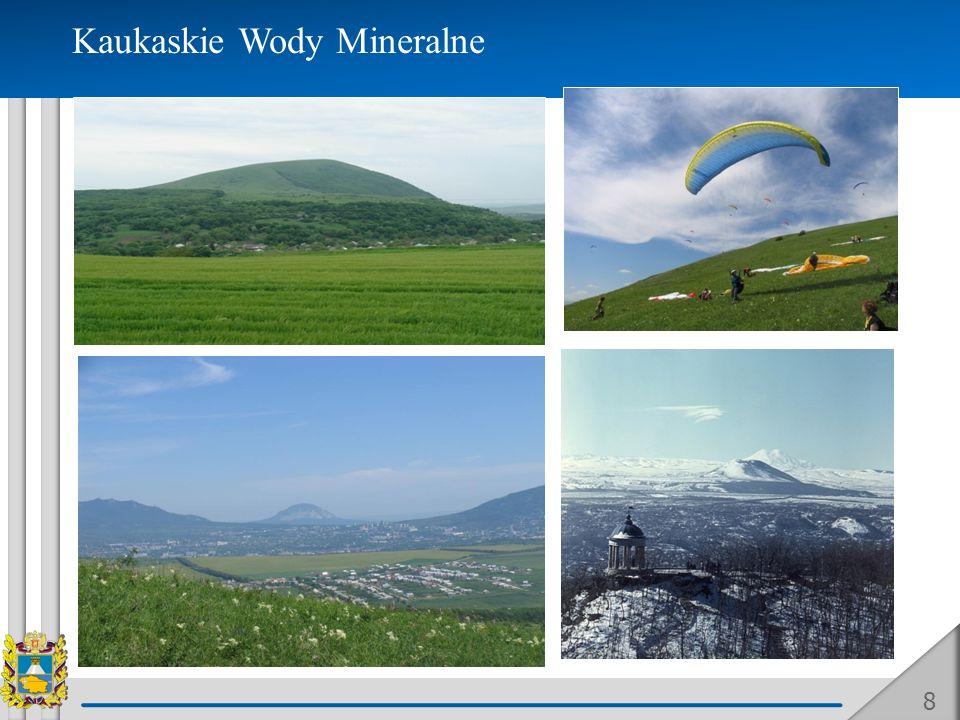 Kaukaskie Wody Mineralne