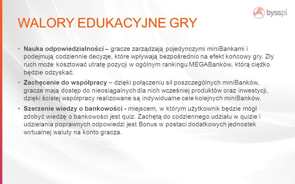 WALORY EDUKACYJNE GRY