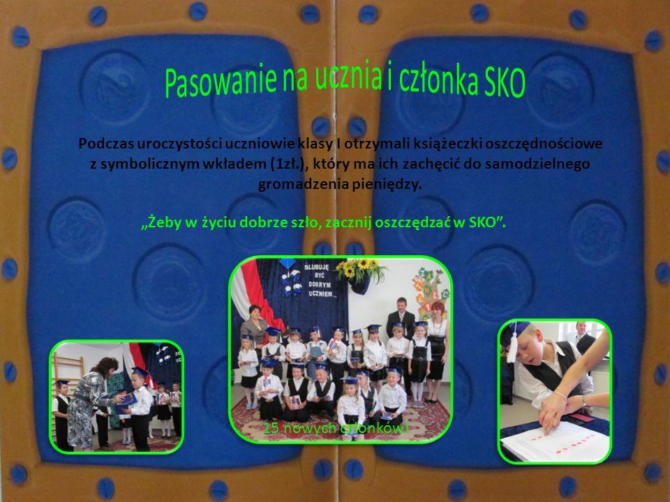 Pasowanie na ucznia i członka SKO