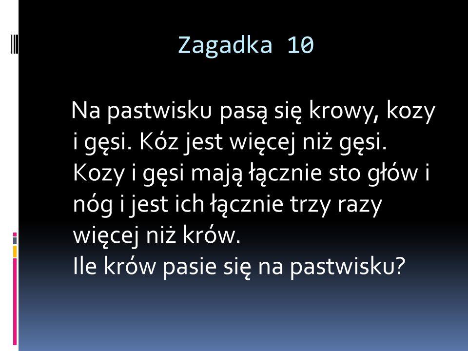 Zagadka 10