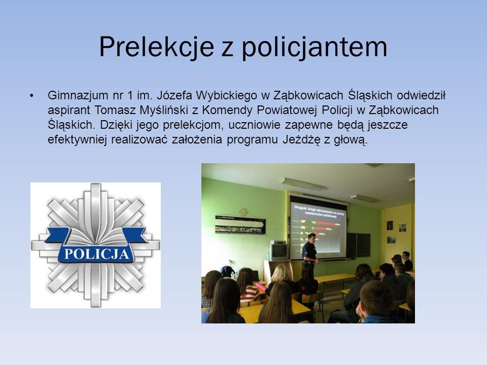 Prelekcje z policjantem