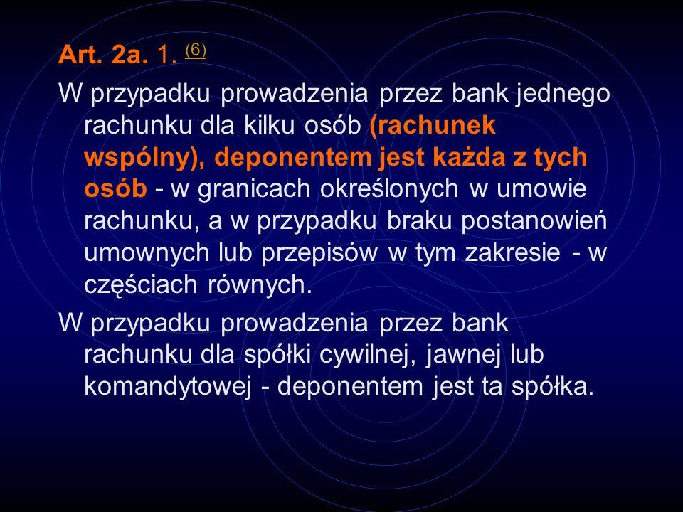 Art. 2a. 1. (6)