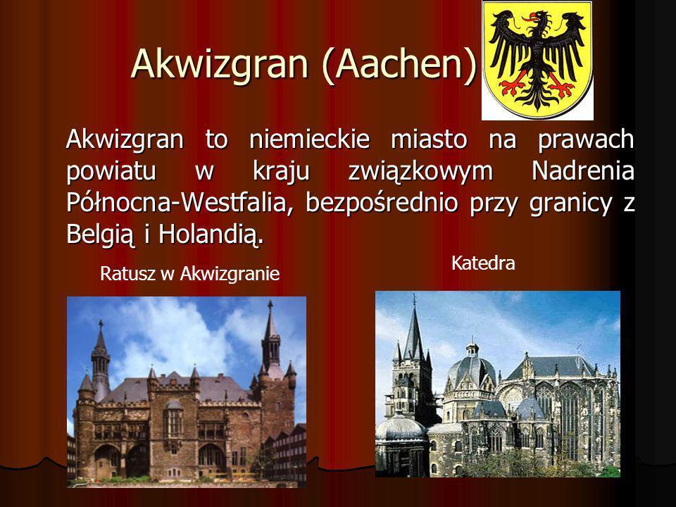 Akwizgran (Aachen)