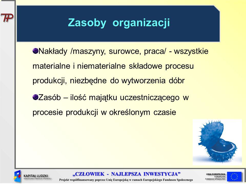 Zasoby organizacji