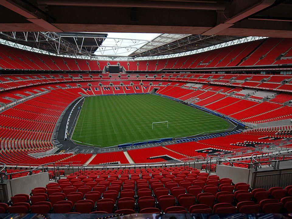 Wembley- największy stadion zaraz po Hiszpańskim Camp Nou w Europie