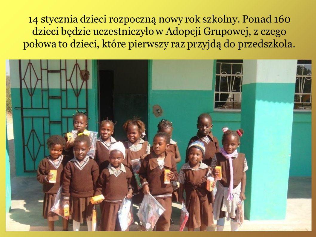 14 stycznia dzieci rozpoczną nowy rok szkolny