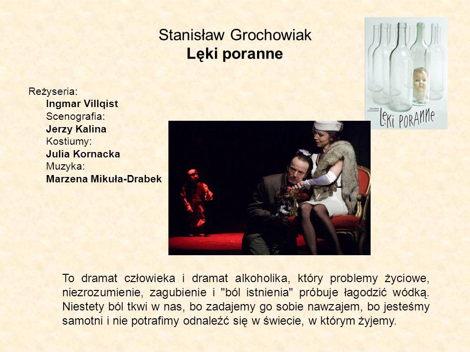 Stanisław Grochowiak Lęki poranne