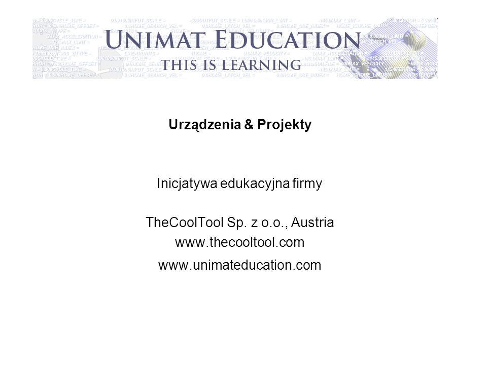 Inicjatywa edukacyjna firmy TheCoolTool Sp. z o.o., Austria