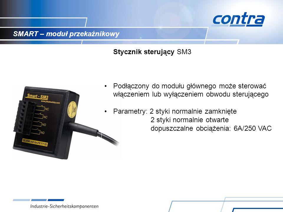 SMART – moduł przekaźnikowy