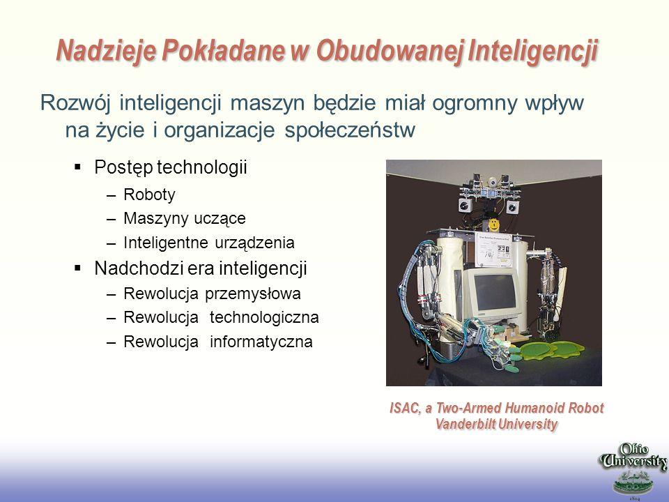 Nadzieje Pokładane w Obudowanej Inteligencji