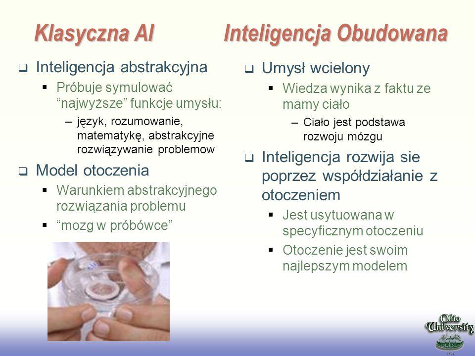 Klasyczna AI Inteligencja Obudowana
