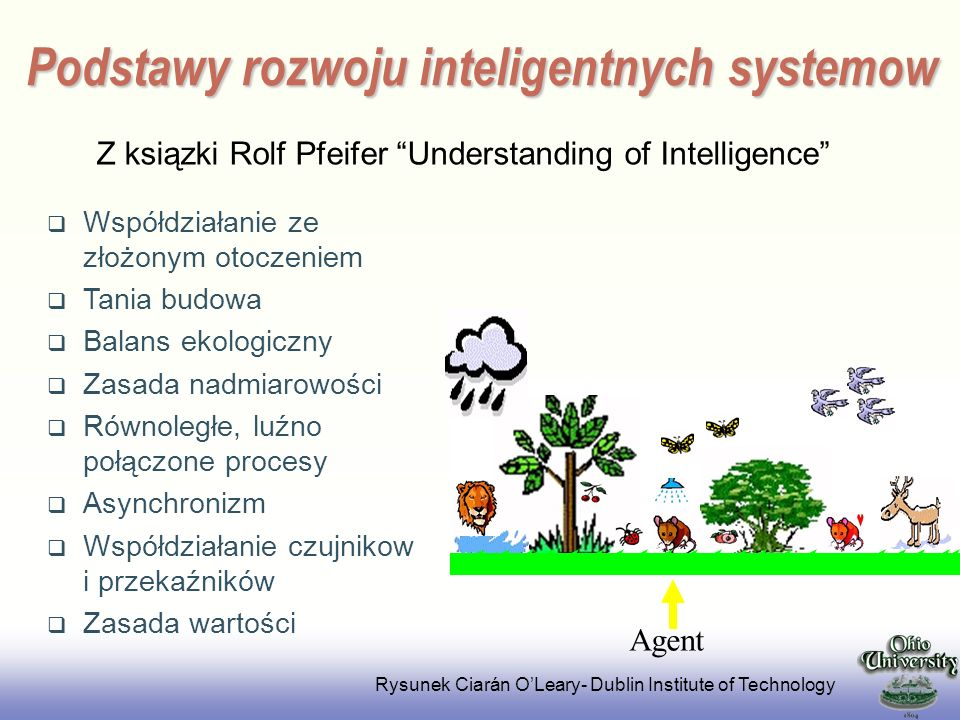 Podstawy rozwoju inteligentnych systemow