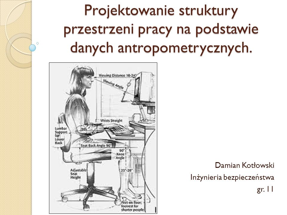 Damian Kotłowski Inżynieria bezpieczeństwa gr. 11