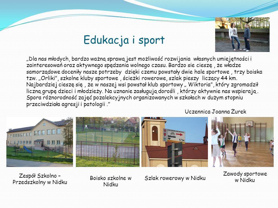 Zespół Szkolno –Przedszkolny w Nidku
