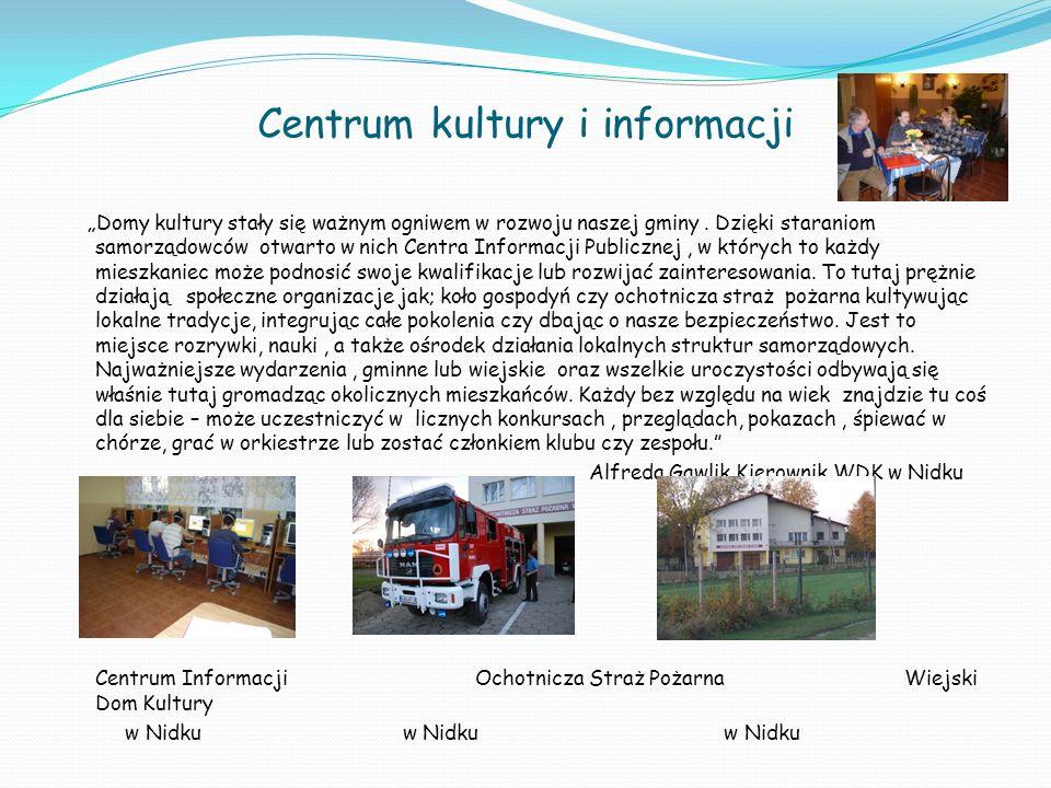 Centrum kultury i informacji