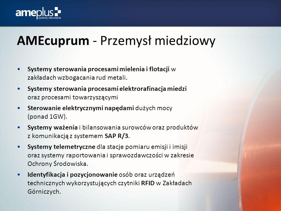 AMEcuprum - Przemysł miedziowy