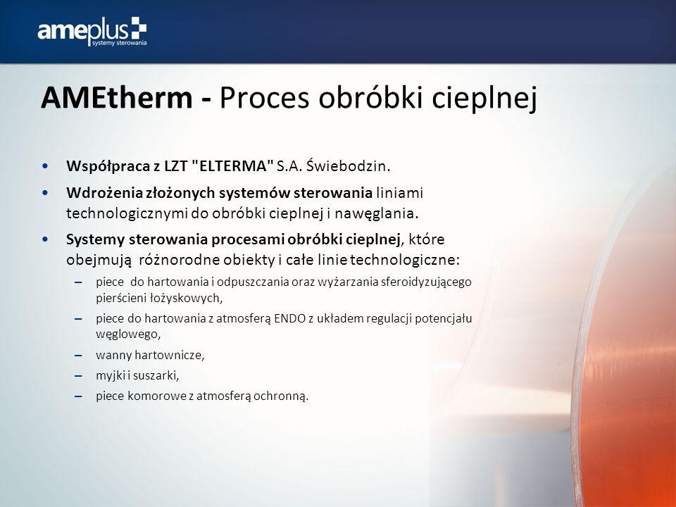 AMEtherm - Proces obróbki cieplnej