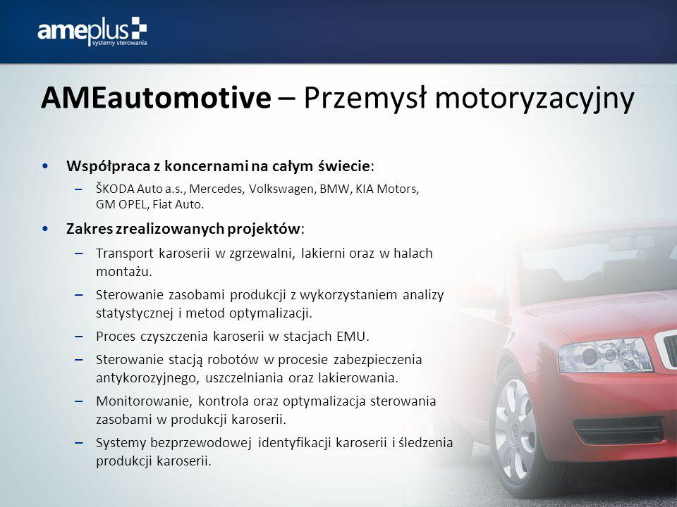 AMEautomotive – Przemysł motoryzacyjny