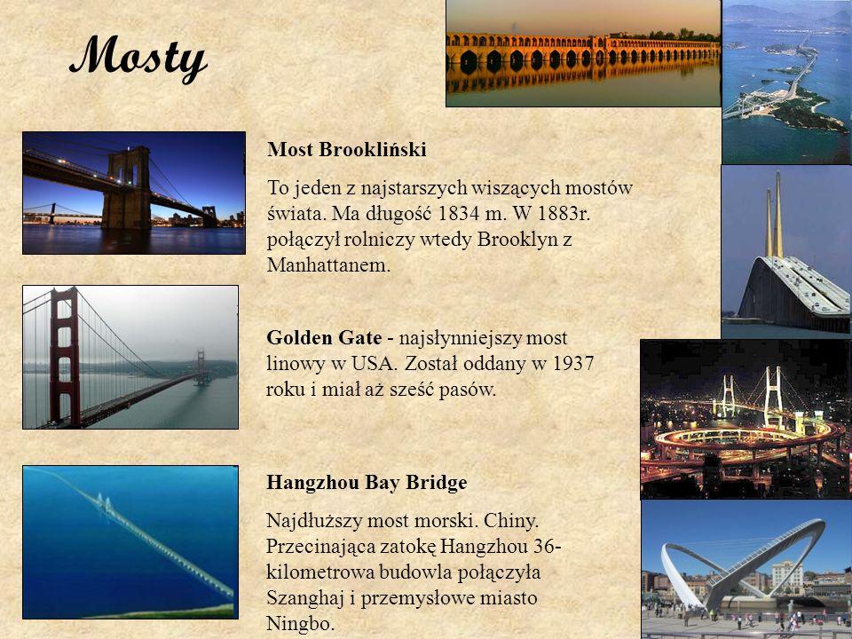 Mosty Most Brookliński