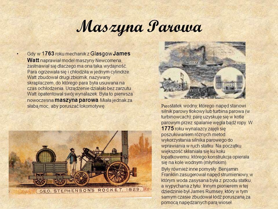 Maszyna Parowa