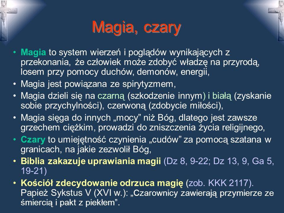 Magia, czary