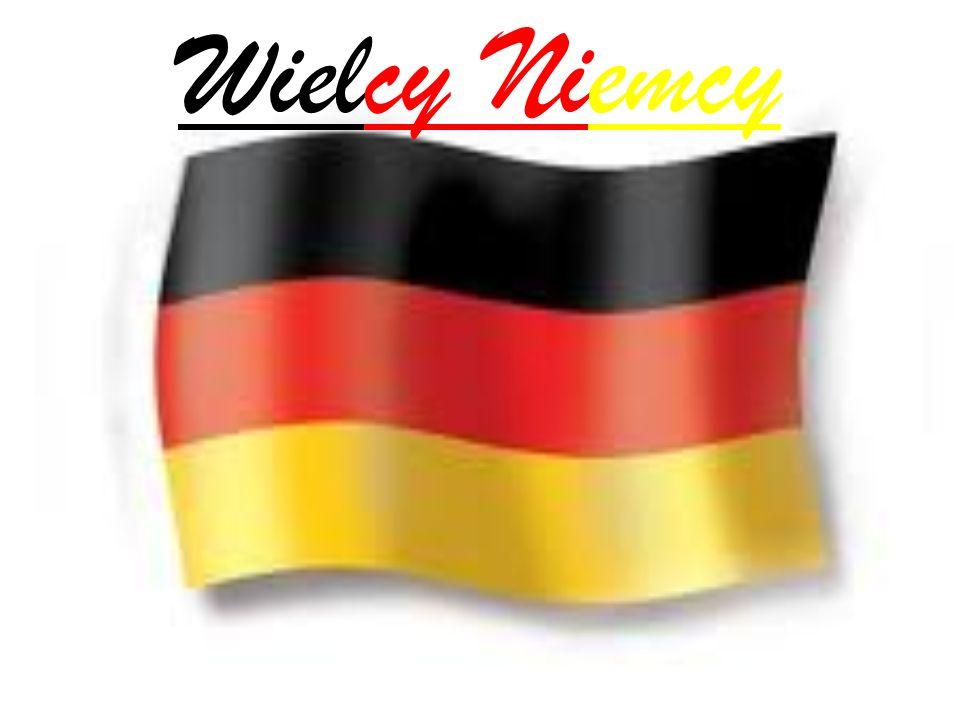 Wielcy Niemcy