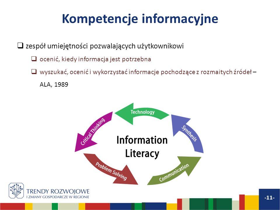 Kompetencje informacyjne