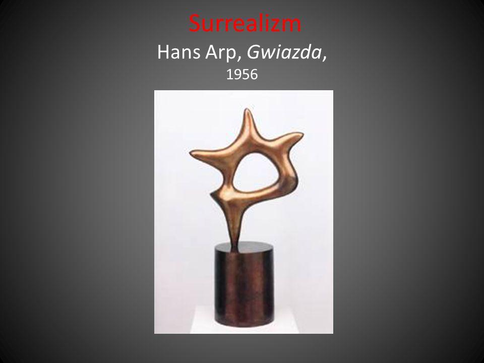 Surrealizm Hans Arp, Gwiazda, 1956