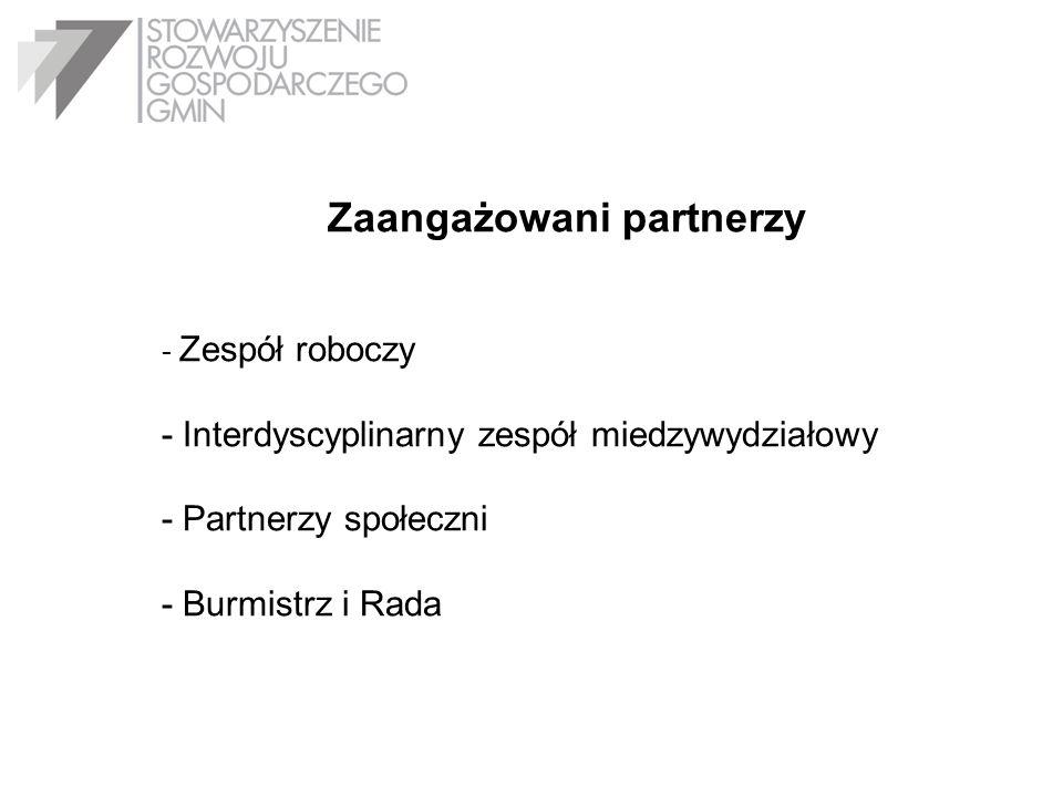 Zaangażowani partnerzy