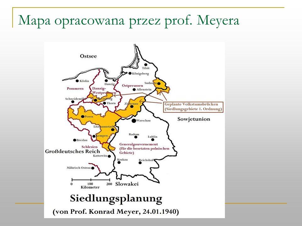 Mapa opracowana przez prof. Meyera