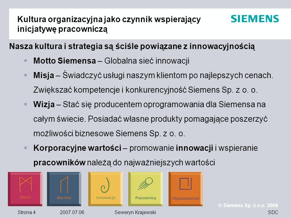 Kultura organizacyjna jako czynnik wspierający inicjatywę pracowniczą