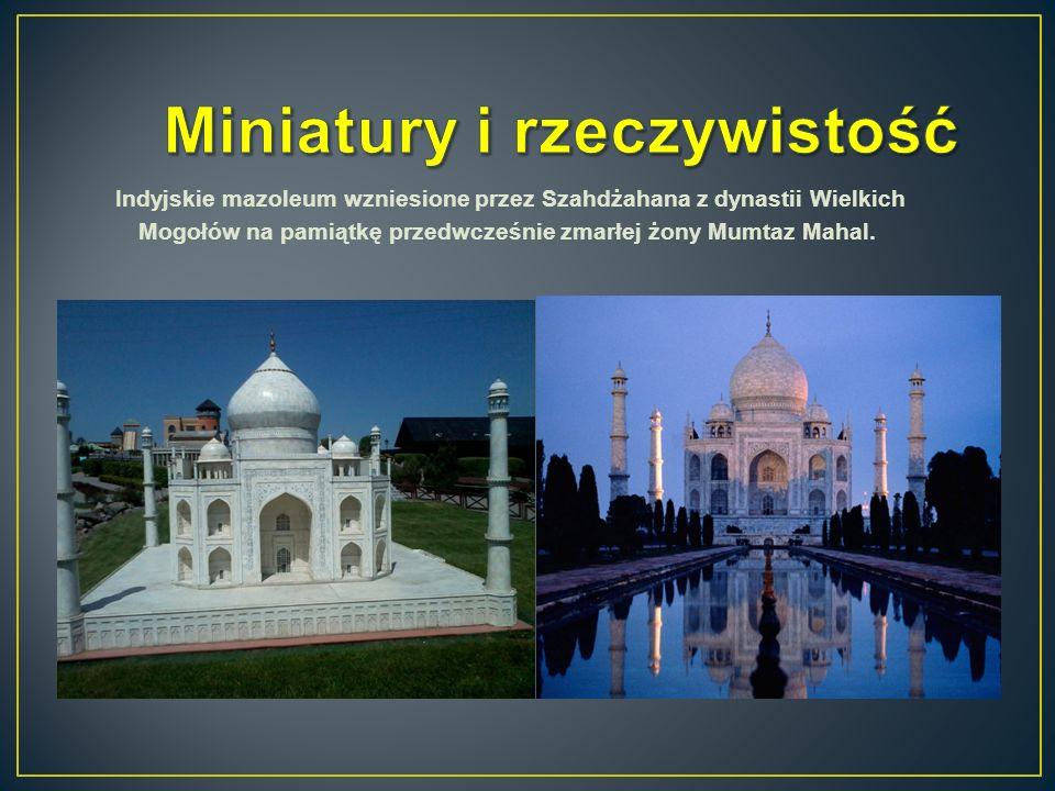Miniatury i rzeczywistość