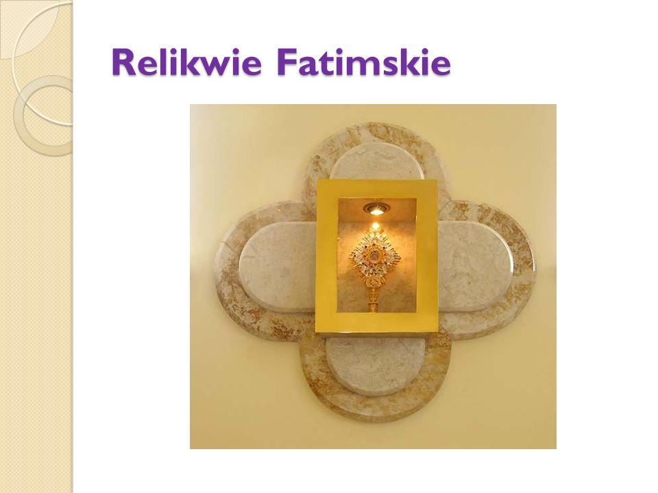 Relikwie Fatimskie