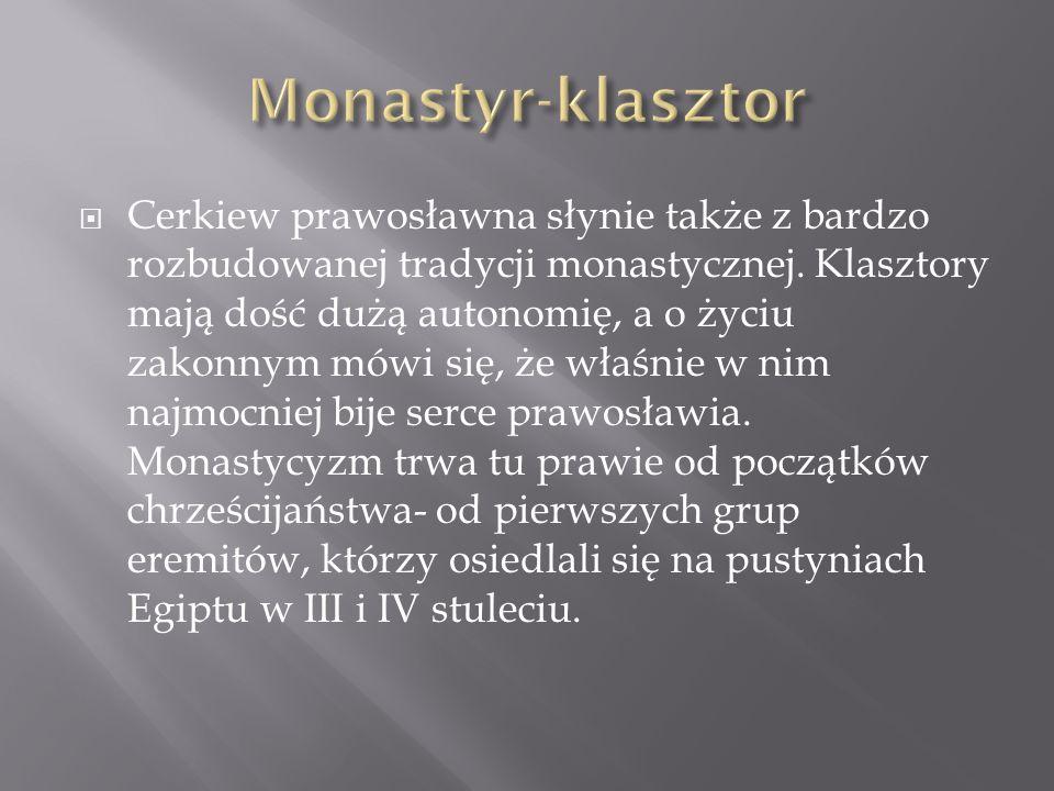Monastyr-klasztor