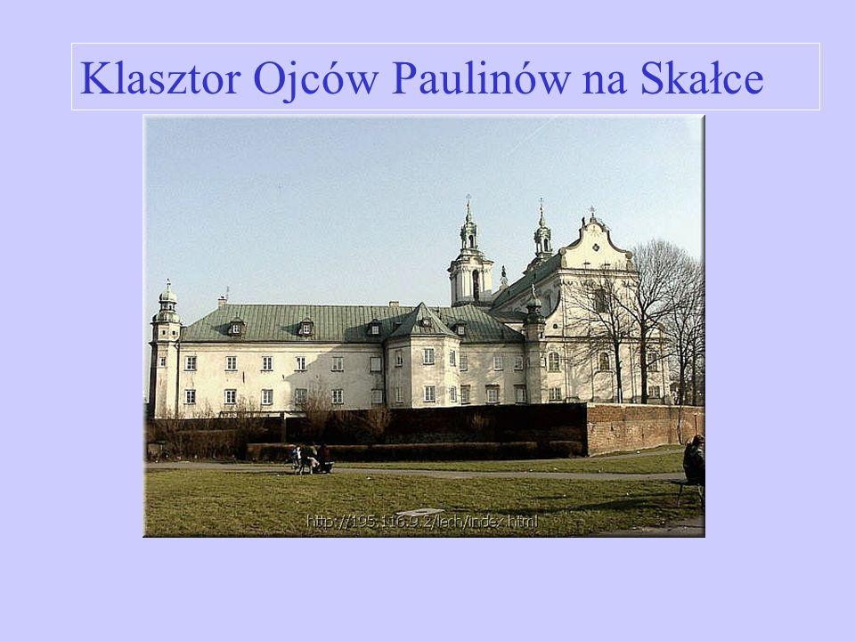 Klasztor Ojców Paulinów na Skałce