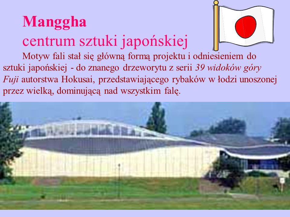 Manggha centrum sztuki japońskiej
