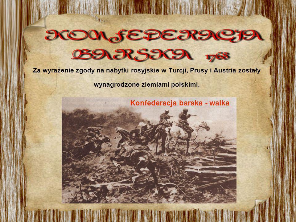 Konfederacja barska - walka