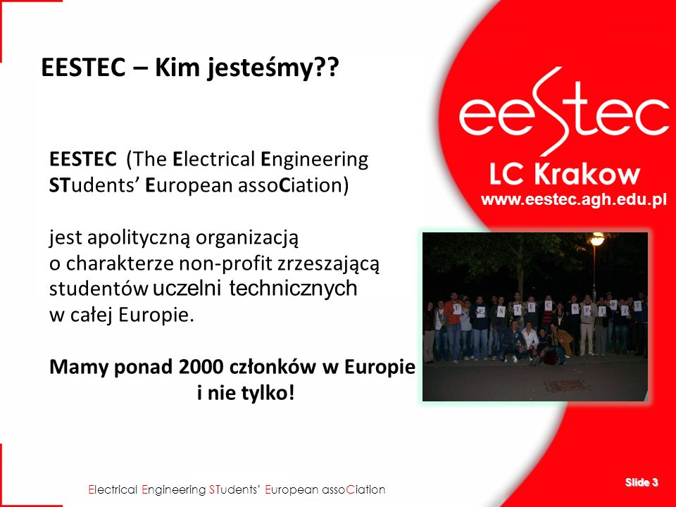 Electrical Engineering STudents' European assoCiation