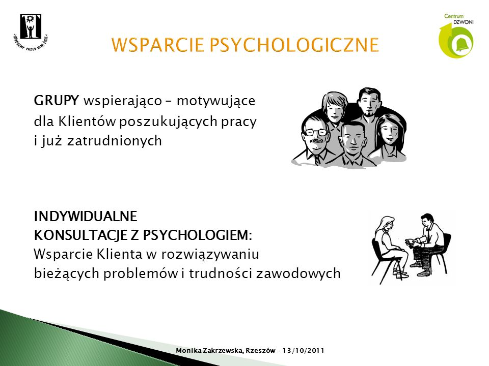 WSPARCIE PSYCHOLOGICZNE