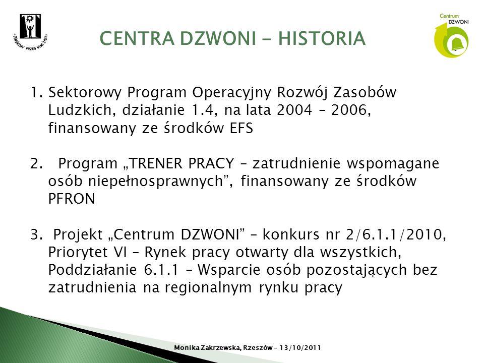 Monika Zakrzewska, Rzeszów – 13/10/2011