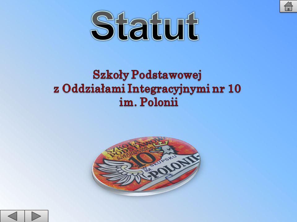 Szkoły Podstawowej z Oddziałami Integracyjnymi nr 10 im. Polonii